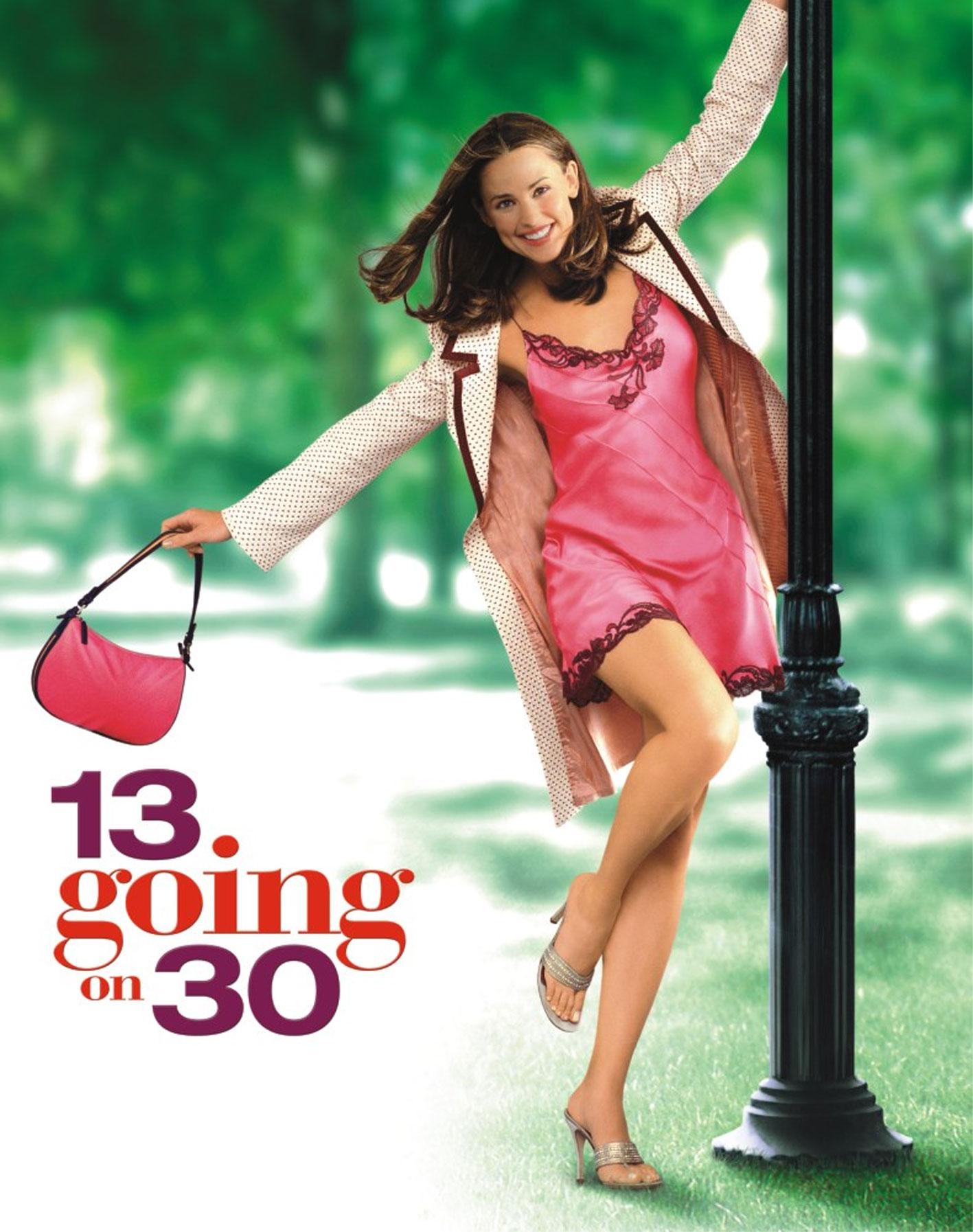13 GOING ON 30 - ke�ke 30 olsam