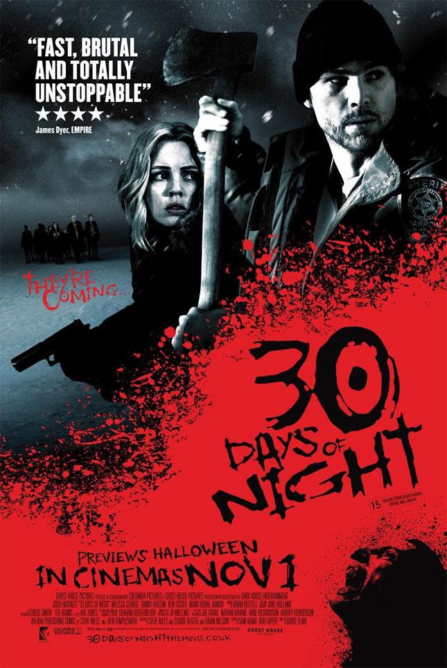 30 DAYS OF NIGHT - Capricorn'dan Yorumsuz Film �nerileri