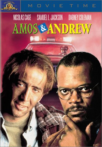 Amos Andrew - Nicolas Cage Film Posterleri