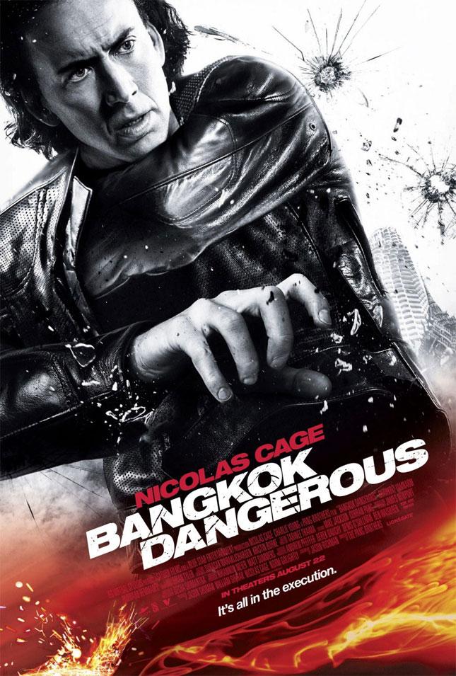 BANGKOK DANGEROUS - Nicolas Cage Film Posterleri