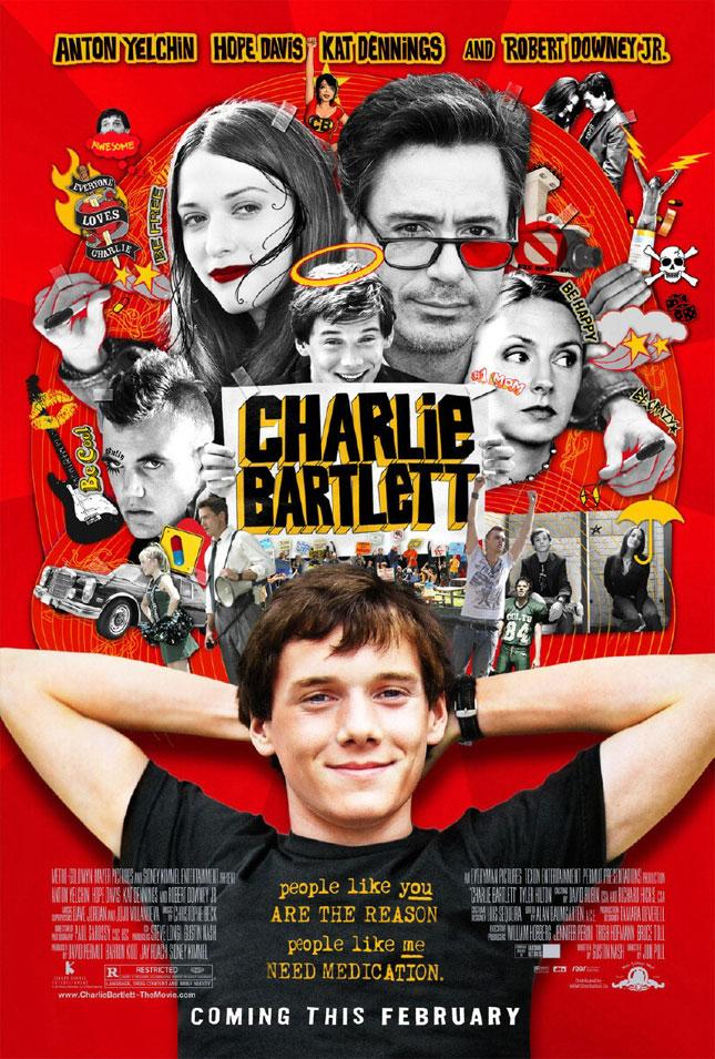 CHARLIE BARTLETT - 2008'de Vizyona girecek fiLmLer hakk�nda ki biLgiLer ve afi�Leri