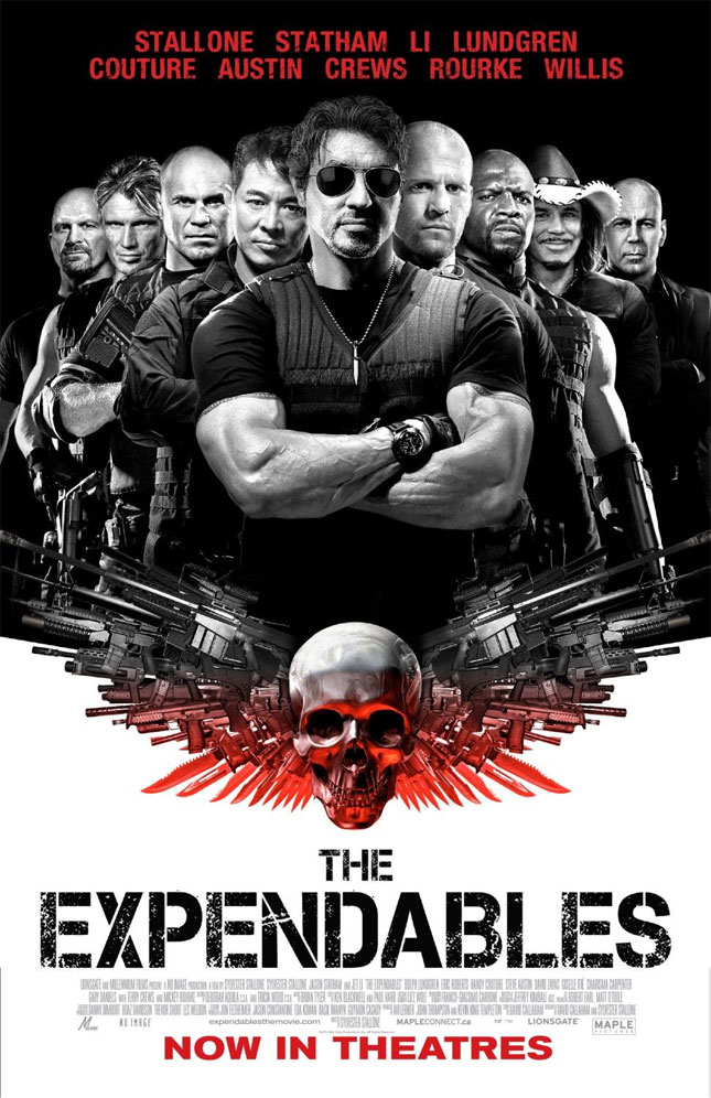 EXPENDABLES - The Expendables