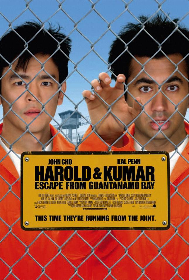 HAROLD AND KUMAR - 2008'de Vizyona girecek fiLmLer hakk�nda ki biLgiLer ve afi�Leri