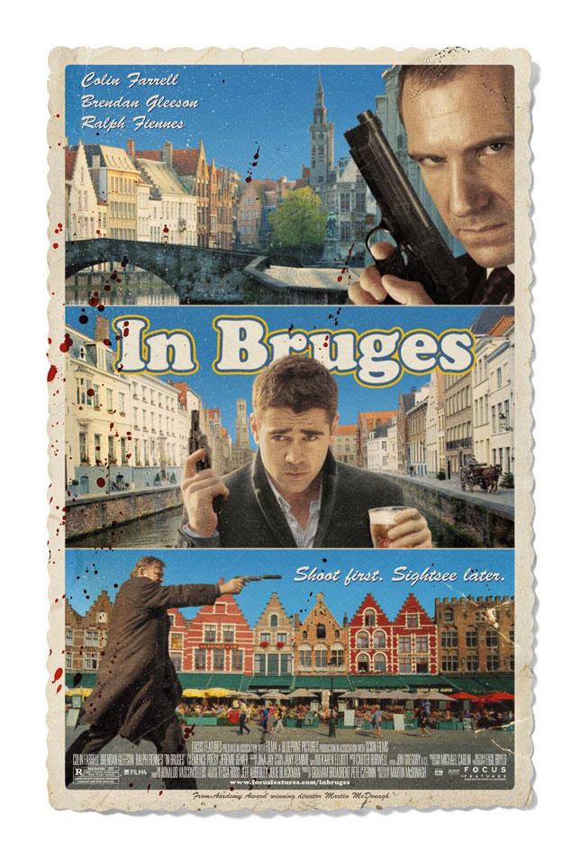 IN BRUGES - 2008'de Vizyona girecek fiLmLer hakk�nda ki biLgiLer ve afi�Leri