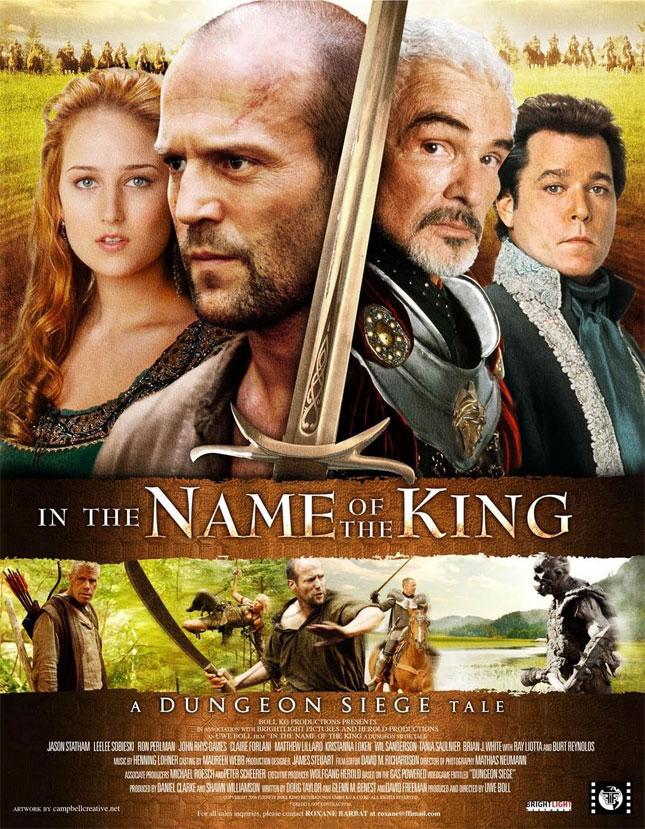 IN THE NAME OF THE KING - 2008'de Vizyona girecek fiLmLer hakk�nda ki biLgiLer ve afi�Leri