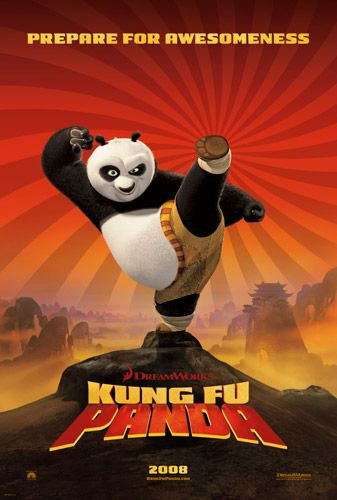 Kung Fu Panda, 2008 - ABD