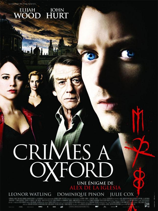 Oxford Murders - 2008'de Vizyona girecek fiLmLer hakk�nda ki biLgiLer ve afi�Leri