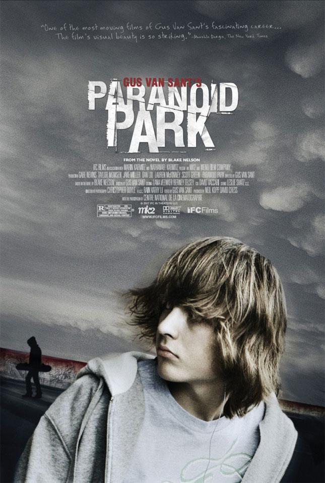 PARANOID PARK - 2008'de Vizyona girecek fiLmLer hakk�nda ki biLgiLer ve afi�Leri