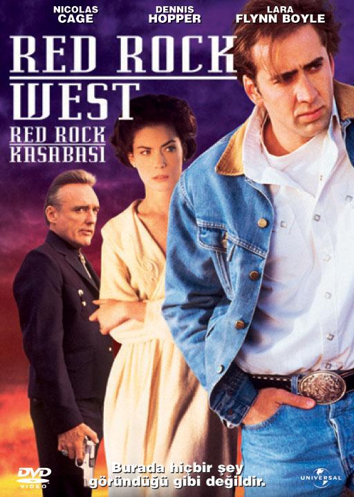 RED ROCK WEST - Nicolas Cage Film Posterleri