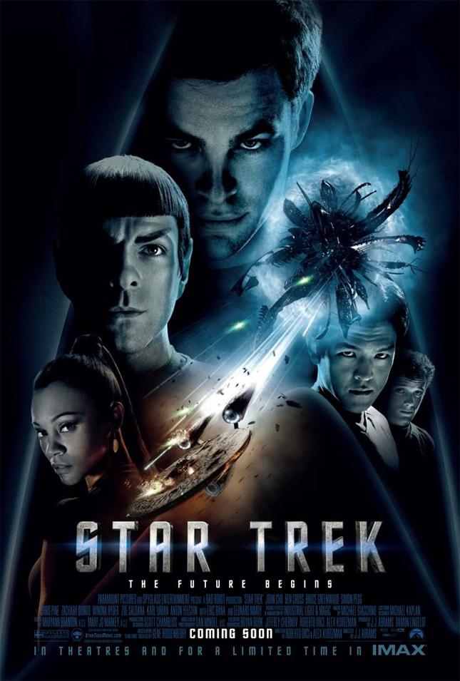 STAR TREK - 2008'de Vizyona girecek fiLmLer hakk�nda ki biLgiLer ve afi�Leri