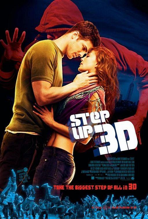 Step Up 3 D - Step Up 3-d