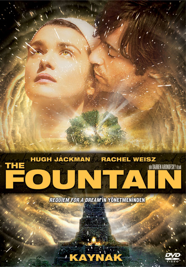 THE FOUNTAIN o - Hugh Jackman Film Posterleri