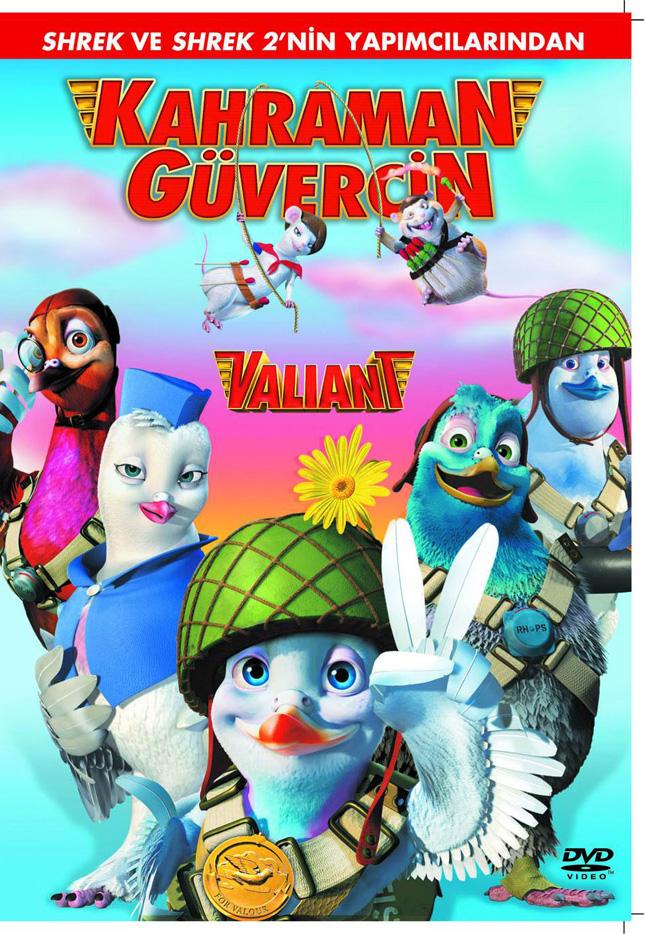Kahraman Güvercin (Valiant)