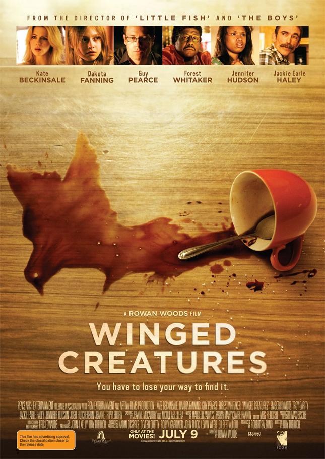 WINGED CREATURES - 2008'de Vizyona girecek fiLmLer hakk�nda ki biLgiLer ve afi�Leri