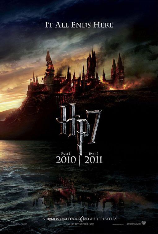 deathly hallows - Harry Potter Ve �l�m Yadigarlar�: B�l�m 1