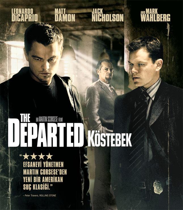 departed - Leonardo DiCaprio