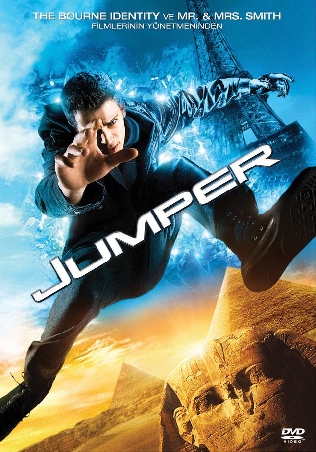 jumper - 2008'de Vizyona girecek fiLmLer hakk�nda ki biLgiLer ve afi�Leri