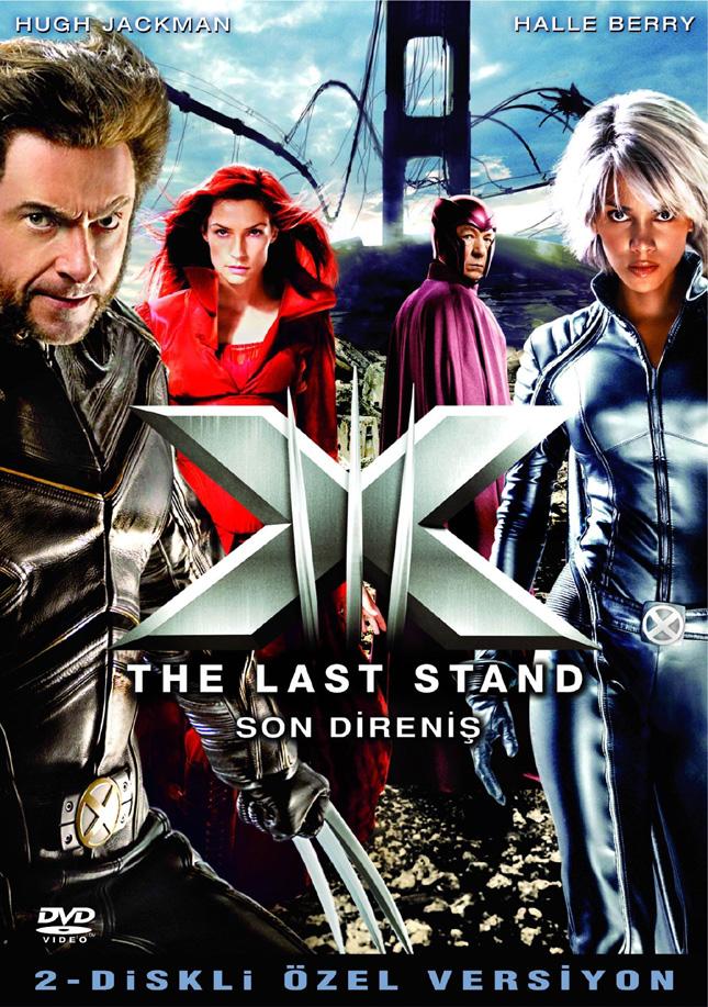 x men the last stand o - Hugh Jackman Film Posterleri